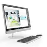 LENOVO F0DE003PIX AIO 520 I5-8400T 27 8GB 1TB+256GB SSD W10HOME