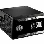 COOLER MASTE MPW-5002-ACABW MWE 500 500W 80PLUS-WHITE