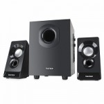 VULTECH SP-2007 CASSE ACUSTICHE 2.1 SPEAKER SET USB 25W