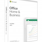 MSA - MICROS T5D-03216 MICROSOFT OFFICE HOME AND BUSINESS 2019 ENGLISH EU