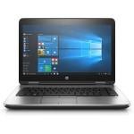 HP INC. 5DF90ET#ABZ HP PB640G4 I5-7200U 14 8GB/256 W10 PRO64