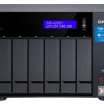 QNAP TVS-672XT-I3-8G QNAP NAS 6 BAIE I3-8100T QC 3.1GHZ 8GB