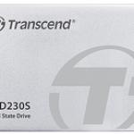 TRANSCEND TS256GSSD230S 256GB, 2.5  SSD230S, SATA3, 3D TLC,