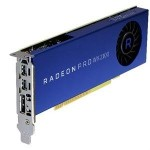 DELL 490-BDZR RADEON PRO WX 2100, 2GB, DP, 2 MDP, (PRECISION)