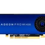 DELL 490-BDRJ RADEON PRO WX 4100 4GB 4 DP FH (KIT)