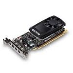 DELL 490-BDTE NVIDIA QUADRO P600, 2GB, 4 MDP, FH (PRECISION )