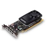 DELL 490-BDXO NVIDIA QUADRO P1000 4GB 4 MDP(PRECISION 3420)