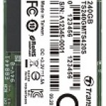 TRANSCEND TS240GMTS420S 240GB M.2 2242 SSD SATA3 TLC