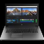 HP INC. 4QH18ET#ABZ HP ZB17G5 I7-8750H 17 8GB 512 W10 PRO64