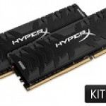 KINGSTON HX430C15PB3K2/8 8GB 3000MHZ DDR4 CL15 DIMM (2X4GB) XMP HX PREDATOR