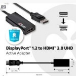 CLUB3D CAC-1070 DP-HDMI 2.0 ADAPTER