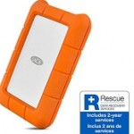 LACIE STFR2000800 2TB LACIE PORTABLE HDD RUGGED USB-C