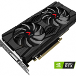 NVIDIA BY PN VCG20606DFPPB-O PNY GEFORCE RTX 2060 6GB XLR8 GAMING OC TWIN FAN
