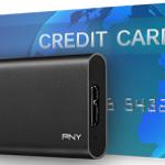 NVIDIA BY PN PSD1CS1050-480-FFS 480GB PNY ELITE USB 3.0 SSD ESTERNO