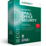 KS - KASPERS KL4535X5EFS KASPERSKY SMALL OFFICE SECURITY 6 5 DEV 1 SRV 1YR