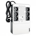 LEGRAND LG-310081 NEW KEOR MULTIPLUG - GERMAN VERSION 600VA/ 360WATT