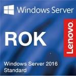 LENOVO 01GU569 WINDOWS SVR 2016 STANDARD ROK (16 CORE) MULTILANG