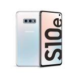 SAMSUNG SM-G970FZWDITV SAMSUNG GALAXY S10 E  PRISM WHITE 128 GB 5.8