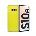 SAMSUNG SM-G970FZYDITV SAMSUNG GALAXY S10 E  YELLOW 128 GB  5.8