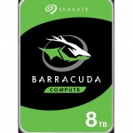 SEAGATE ST8000DM004 BARRACUDA 8TB SATA3 3.5