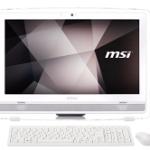 MSI PRO 22ET 7NC-222XEU AIO MSI I3-7100 21.5 TOUCH 4GB 1TB GFORCE FREEDOS