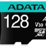 ADATA TECHNO AUSDX128GUI3V30SA1-RA 128GB ADATA MICROSDHC UHS-I U3 V30S(R100MB/S)