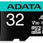 ADATA TECHNO AUSDH32GUI3V30SA1-RA1 32GB ADATA MICROSDHC UHS-I U3 V30S(R100MB/S)