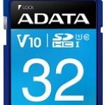 ADATA TECHNO ASDH32GUICL10-R 32GB ADATA SDHC UHS-I CLASS10 (R100MB/S)