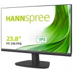 HANNSPREE HS248PPB 23.8 1920X1080 VGA/HDMI/DP 16:9 250CD/M2 - NERO
