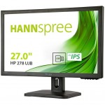 HANNSPREE HP278UJB 27  1920X1080 VGA HDMI DISPLAYPORT 300CD/M2