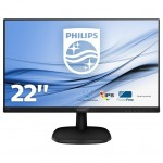 PHILIPS 223V7QDSB/00 21,5 IPS 1920X1080 16 9 250CD/M2 HDMI-DVI-VGA 5MS