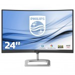 PHILIPS 248E9QHSB/00 23,6  GAMING MONITOR CURVO, AMD FREESYNC, 75HZ,VA