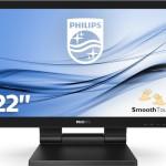 PHILIPS 222B9T/00 21,5 -1920X1080-TOUCH 10 TOCCHI- VGA-DVI/D-DP-HDMI