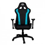 COOLER MASTE CMI-GCR1-B CALIBER R1 GAMING CHAIR BLACK AND BLUE