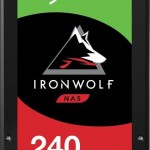 SEAGATE ZA240NM10011 240GB SEAGATE IRONWOLF 110 SSD SATA 2,5