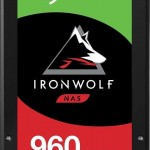 SEAGATE ZA960NM10011 960GB SEAGATE IRONWOLF 110 SSD SATA 2,5