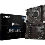 MSI H310-A PRO MB MSI H310-A PRO
