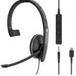 SENNHEISER SC 135 USB SC 135 USB-C (SINGLE-SIDED)