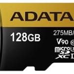 ADATA TECHNO AUSDX64GUII3CL10-CA1 64GB MICRO SDXC UHS-II-U3 PREMIER ONE SERIES