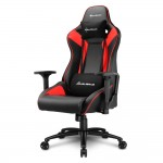SHARKOON SHARK ELBRUS 3 BLACK/RED SHARK ELBRUS 3 GAMING SEAT BK/RD