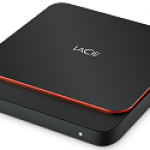 LACIE STHK1000800 1TB LACIE PORTABLE SSD USB-C