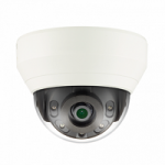 HANWHA TECHW QNV-7080R IP DOME CAMERA 4M F2.8-12M IR 30M POE IK10