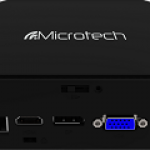 MICROTECH EC19ALB/8480M2NW2 E-CUBE MINI PC I5-7200U 8GB 480GB WIN10PRO