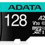 ADATA TECHNO AUSDX128GUI3V30SA2-RA1 128GB MICRO SDXC UHS-I U3 V30S A2 100MB/S -80 MB/