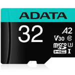 ADATA TECHNO AUSDH32GUI3V30SA2-RA1 32GB MICRO SDXC UHS-I U3 V30S A2 100MB/S -70 MB/S