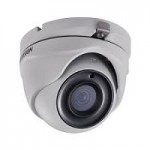 HIKVISION DS-2CE56H1T-IT3E(3.6MM) TURRET OTTICA FISSA D-WDR POC 5 MP