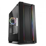 SHARKOON ELITE SHARK CA200M ELITE SHARK ATX CASE