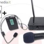EMPIRE EMSP.W601INA RADIOMIC UHF W-601II FREQ. A