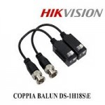 HIKVISION DS-1H18S/E(O-STD) TRASMETTITORE PASSIVO HD-TVI CAT-5UTP 75 O A 100