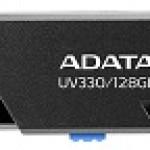 ADATA TECHNO AUV330-128G-RBK 128GB UV330 USB 3.1 BLACK